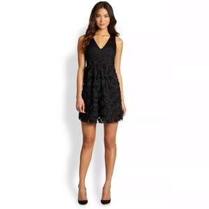 Nanette Lepore | Emotions Black Mini Dress